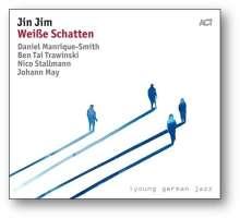 Jin Jim: Weiße Schatten, CD