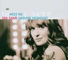 Ida Sand (geb. 1977): Meet Me Around Midnight, CD
