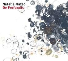 Natalia Mateo (geb. 1983): De Profundis, CD