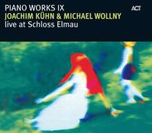 Joachim Kühn & Michael Wollny: Live At Schloss Elmau 10.9.2008: Piano Works IX, CD