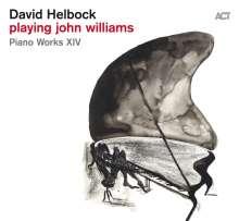 David Helbock (geb. 1984): Playing John Williams, CD