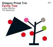 Grégory Privat (geb. 1984): Family Tree, CD