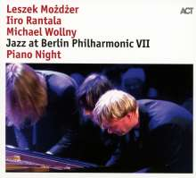 Iiro Rantala, Michael Wollny & Leszek Możdżer: Jazz At Berlin Philharmonic VII - Piano Night, CD