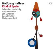 Wolfgang Haffner (geb. 1965): Kind Of Spain, CD