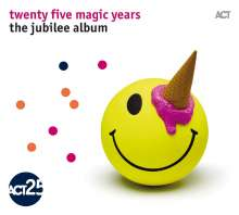 Twenty Five Magic Years: The Jubilee Album, CD