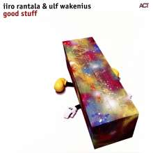 Iiro Rantala & Ulf Wakenius: Good Stuff (180g), LP