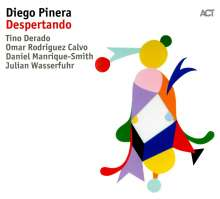 Diego Pinera (geb. 1981): Despertando, CD