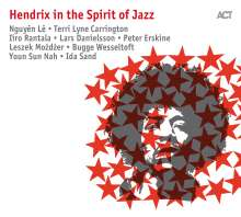 Hendrix In The Spirit Of Jazz, CD