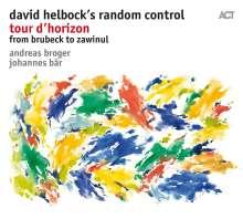 David Helbock (geb. 1984): Tour D'Horizon - From Brubeck To Zawinul, CD