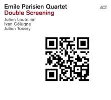 Emile Parisien (geb. 1982): Double Screening, CD