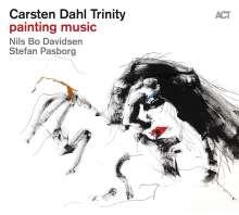 Carsten Dahl (geb. 1967): Painting Music, CD