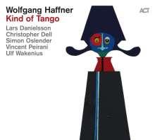 Wolfgang Haffner (geb. 1965): Kind Of Tango (180g), LP