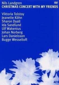 Nils Landgren (geb. 1956): Christmas Concert With My Friends, DVD