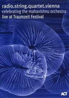 Radio.String.Quartet.Vienna: Celebrating Mahavishnu Orchestra: Live At Traumzeit Festival, DVD