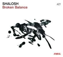 Shalosh: Broken Balance, CD