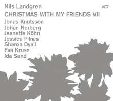 Nils Landgren (geb. 1956): Christmas With My Friends VII (180g), LP