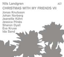 Nils Landgren (geb. 1956): Christmas With My Friends VII, CD