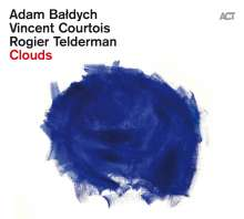 Adam Baldych, Vincent Courtois & Rogier Telderman: Clouds (180g), LP