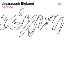 Jazzrausch Bigband: téchne (180g), LP