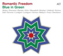 Romantic Freedom - Blue In Green, CD