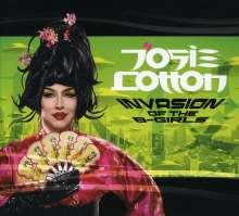 Josie Cotton: Invasion Of The B-Girls, CD