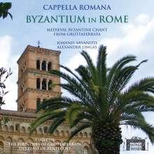 Byzantium in Rome, 2 CDs