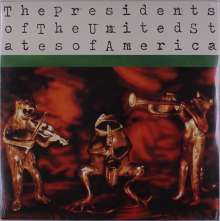 The Presidents Of The United States Of America: The Presidents Of The United States Of America, LP