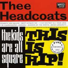 Headcoats & Headcoatees: Girlsville/The Kids Are, CD