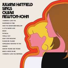 Juliana Hatfield: Sings Olivia Newton-John, LP