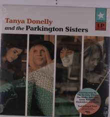 Tanya Donelly & Parkington Sisters: Tanya Donelly And The Parkington Sisters (Limited Edition) (Teal Colored Vinyl), LP