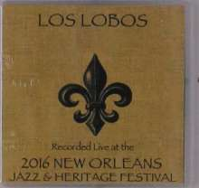 Los Lobos: Live At The 2016 New Orleans Jazz & Heritage Festival, CD