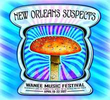 The New Orleans Suspects: Wanee Music Festival 2017, 2 CDs