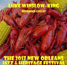 Luke Winslow-King: Live At Jazzfest 2017, CD