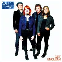 Justine And The Unclean: Get Unclean (White Vinyl), LP