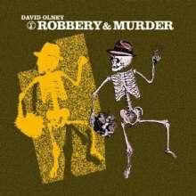 David Olney: Robbery & Murder (Ep), CD