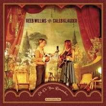 Reeb Willms & Caleb Klauder: Oh Do You Rememeber, CD