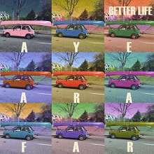 A Year Afar: Better Life, CD