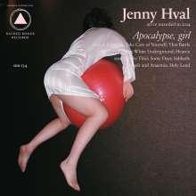 Jenny Hval: Apocalypse, Girl, CD