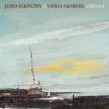 James Elkington & Nathan Salsburg: Ambsace, CD