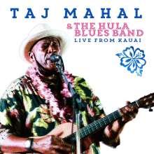Taj Mahal & The Hula Blues Band: Live From Kauai 2015, 2 CDs