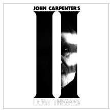 John Carpenter: Filmmusik: Lost Themes II, CD