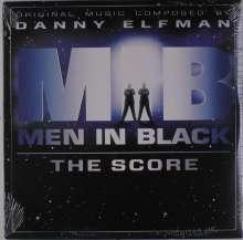 Danny Elfman (geb. 1953): Filmmusik: Men In Black: The Score, LP