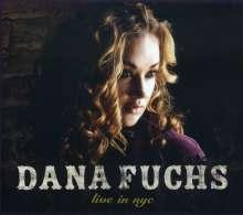 Dana Fuchs: Live In New York City, CD