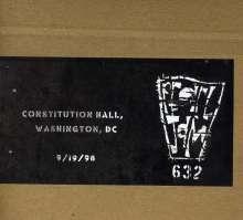 Pearl Jam: Vault Series #3: Constitution Hall, Washington, DC 9/19/98, 2 CDs
