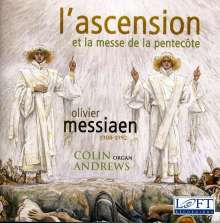 Olivier Messiaen (1908-1992): Messe de la Pentecote, CD
