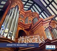 Annette Richards - Music for a Princess, CD