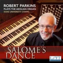Robert Parkins - Salome's Dance, CD