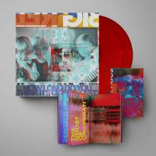 Big Red Machine: How Long Do You Think It's Gonna Last? (Lyrik Book Edition) (Limited Edition) (Opaque Red Vinyl), 2 LPs