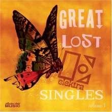 Great Lost Elektra Singles Vol. 1, CD