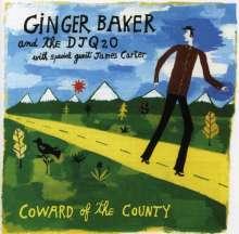 Ginger Baker (1939-2019): Coward Of The Country, CD